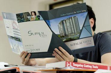 Picture for category Brochure & Leaflet (พิมพ์โบรชัว์ & แผ่นพับ)